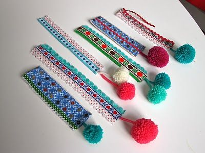 Pin if you like these #bookmarks! :) #crafts