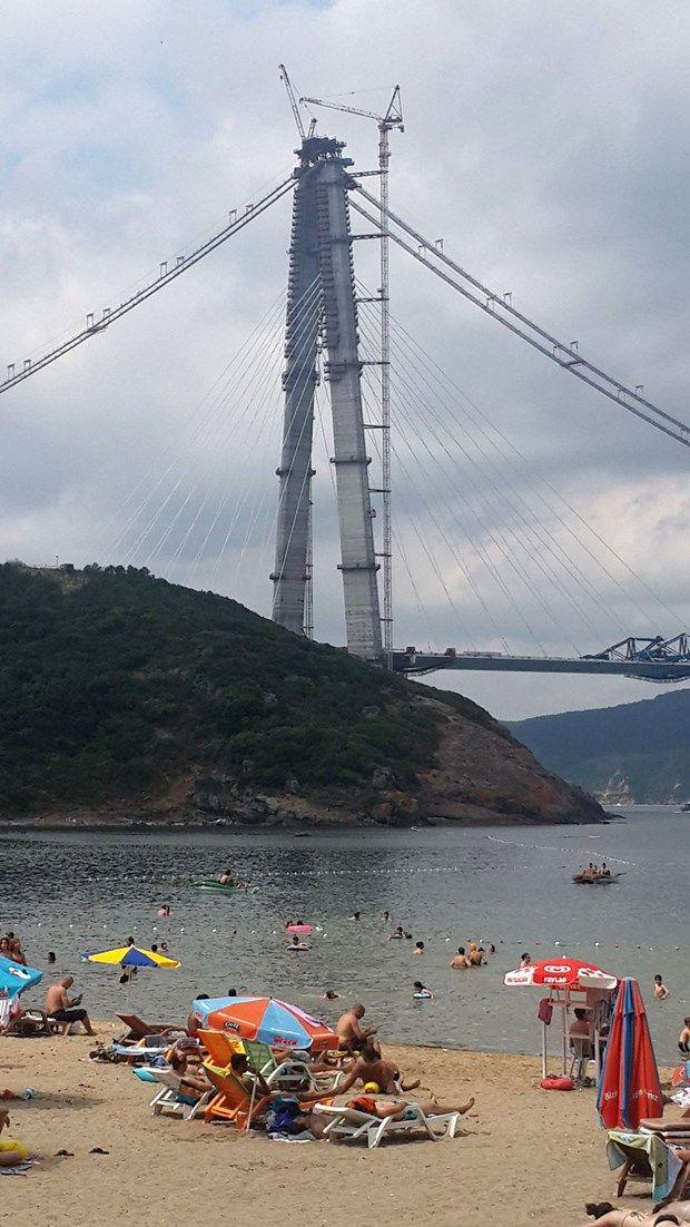 Üçüncü köprü sonrası İstanbul'un nefes aldığı bu yerlerde yok olacak..