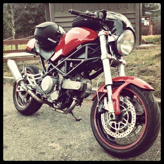 2006 Ducati Monster 620