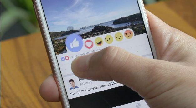 """Facebook tendrá otras opciones además de """"me gusta"""""""