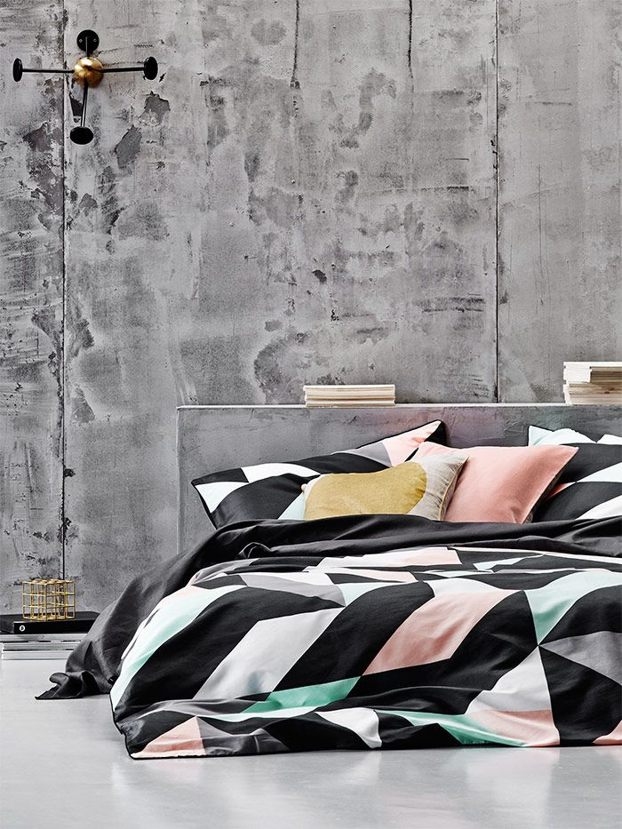 Cinq Quilt Cover...loveeee this home goods website, even though everything is outrageously expensive unless on sale.
