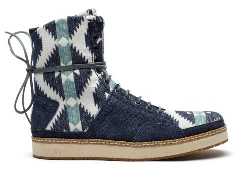 Native blue boot by Y.O.U. Loving this brand.