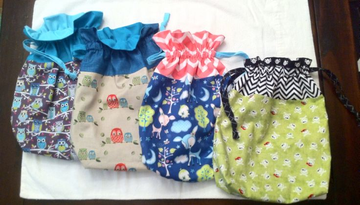 Baby to-go bags