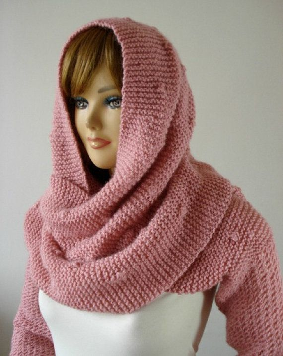 17 Best images about Crochet & Knit - Cowls, Scarves, Collars and Neckwea...