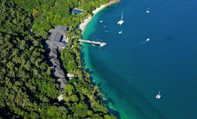 8. Fitzroy Island Resort Top 10 Family Resorts Australia - over 4 stars - Holidays with Kids