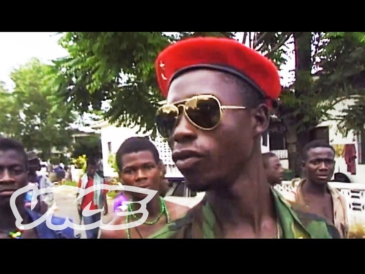 The Cannibal Warlords of Liberia (Full Length Documentary) Having spent 14 years holding nightly conversations with the devil, General Butt Naked had a blinding vision of Christ who told him to end the killings and convert.