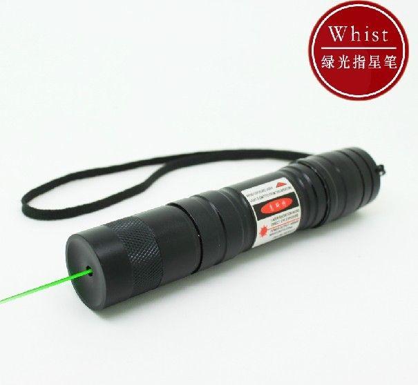 Высокая мощность 50 Вт 50000 МВт 532nm зеленый лазерный указатель сосредоточиться ожога / сигареты высокая производительность + зарядное устройство + коробку