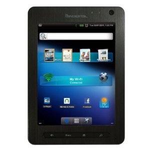 Pandigital R70B200 Star Android Multi Media 7-inch Tablet Computer - Black - (Manufacturer Refurbished) (Personal Computers): Pandigit R70B200, Manufactured Refurbished, Capacit Touch, 7 Inch Tablet, Supernova 8 Inch, 8 Inch Capacit, Android Tablet, Multi Media, Pandigit Supernova