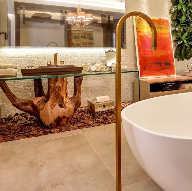 Louças sanitárias foscas em banheiros e lavabos – veja cubas e vasos com essa tendência! - Decor Salteado - Blog de Decoração e Arquitetura