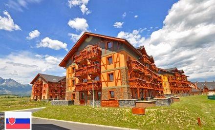 Magas-Tátra 2 főnek  Tatragolf Mountain Resortban