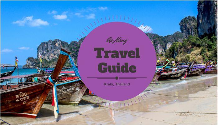 Ao Nang Krabi Travel Guide