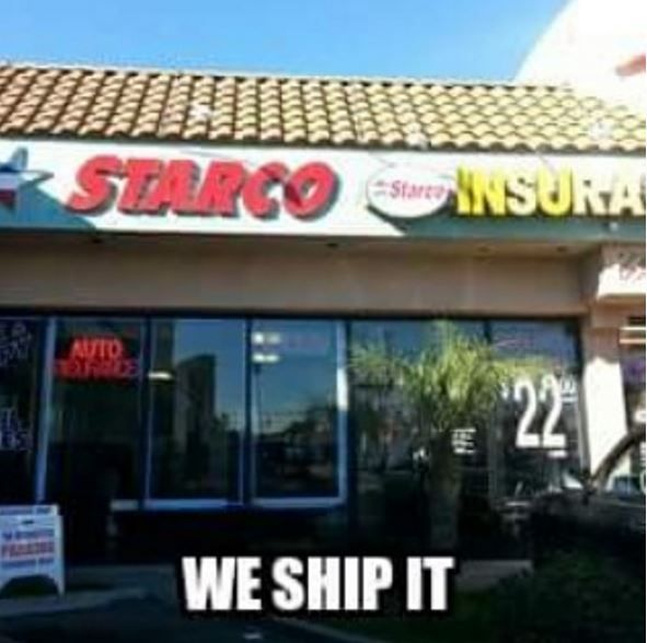 #insurance #existed #ships #truly #even #damn