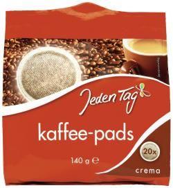 myTime Angebote Jeden Tag Kaffee-Pads crema: Category: Kaffee, Tee & Kakao > Kaffee > Crema Item number: 4502090795 Price:…%#lebensmittel%