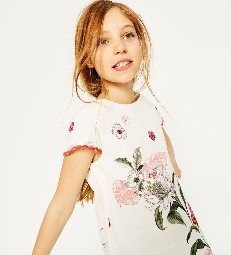 SPECIAL OCCASION-GIRL   4-14 years-KIDS   ZARA United States