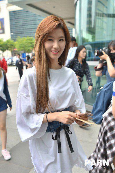 Twice-Sana 170530 SBS