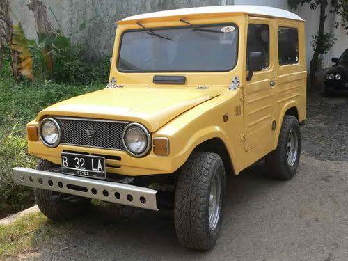 1979 F50 Daihatsu Taft. Diesel 4x4.