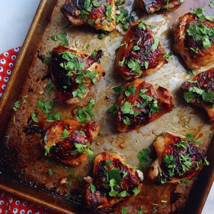 Tamarind Chicken Thighs | A Pleasant Little Kitchen Recipe