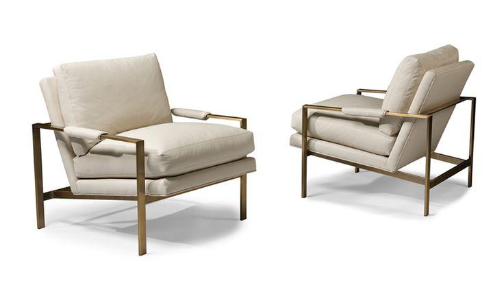 milo baughman 951-103 lounge chairs