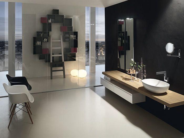 17 best images about salle de bain on pinterest - Meuble salle de bain turquoise ...