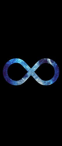No beginning....No end. It just IS.  Infinite Circle Of The Universe