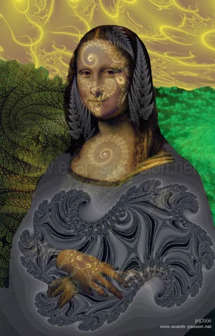 la Joconde, Leonardo da Vinci, Louvre in Paris