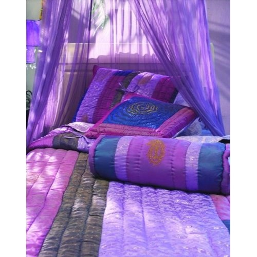 253 best combo of blue purple interior exterior decorating ideas images on pinterest home - Bedroom interior pink purple ...