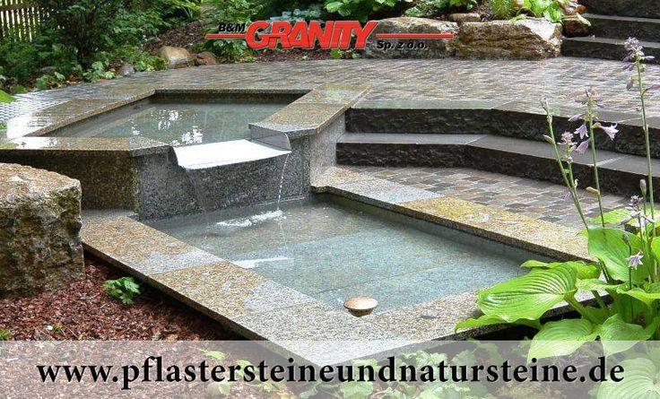 16 besten naturstein terrassenplatten platten aus granit. Black Bedroom Furniture Sets. Home Design Ideas