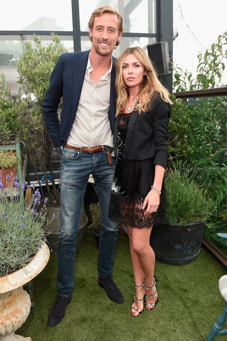 Abbey Clancy and Peter Crouch's Love is in the Premiere League