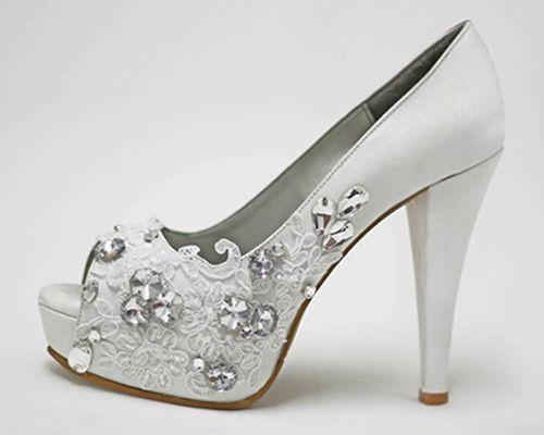 Zapatos Novia Karema Kata Boda Wedding ShoesShoe