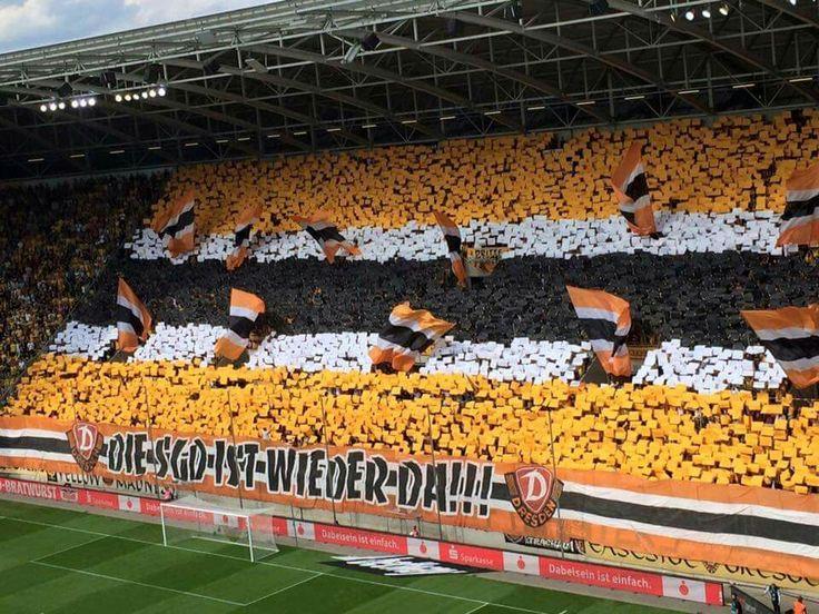Dynamo Dresden vs. 1.FC Nürnberg, 06.08.2016