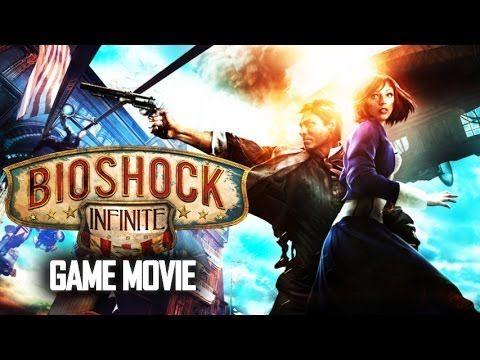 Bioshock Infinite Story (Complete Edition) All Cutscenes Game Movie 1080p HD - YouTube