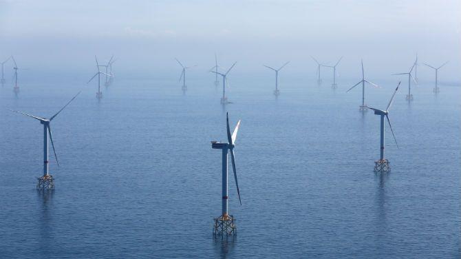 Groeiende vraag naar hernieuwbare energie doet prijs met 10 procent dalen