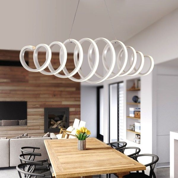 Modern Led Chandelier Best Offer Dining Room Bar Dining Room