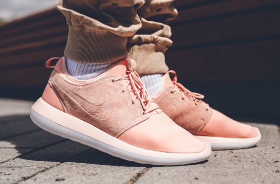 big sale 4867a cfec7 An On-Feet Look At The Nike Roshe Two Breathe Arctic Orange