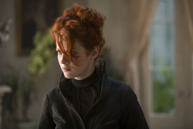 Into the Badlands: Interview with The Widow, Emily Beecham
