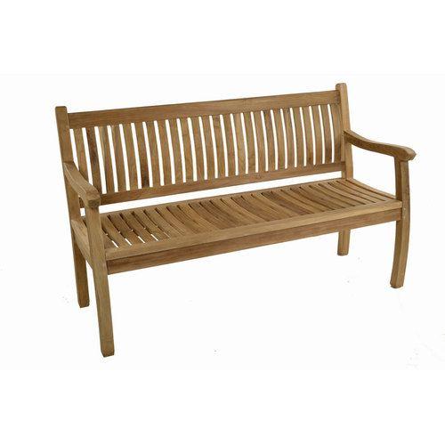 Large Grade A Teak Garden Bench Adds A Contemporary Feel To Your Garden.  Seats 3 Part 71