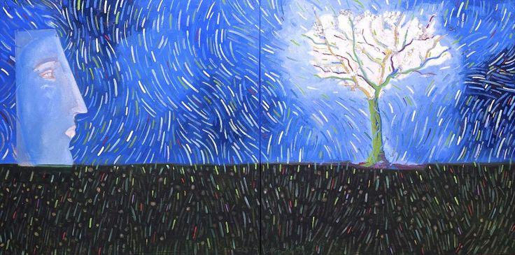 2015  G R O V E, The Inner Trees  ORLANDO AGUDELO-BOTERO