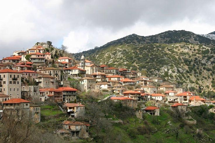 VISIT GREECE| #Dimitsana #VisitGrecce #Greece