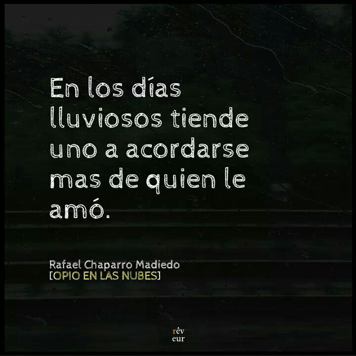 Rafael Chaparro.