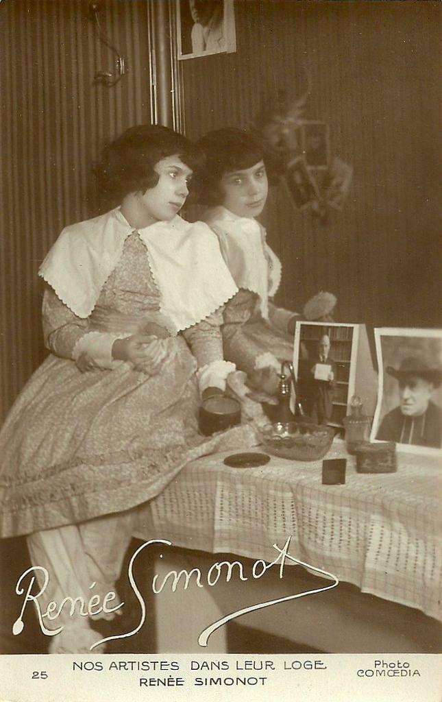 Renée Deneuve, dite Renée Simonot ou René Dorléac, est une comédienne française née le 10 septembre 1911 au Havre. Renée Simonot. Mariée à l'acteur Maurice Dorléac, elle est la mère de Catherine Deneuve et Françoise Dorléac, et la grand-mère de Christian Vadim et Chiara Mastroianni.
