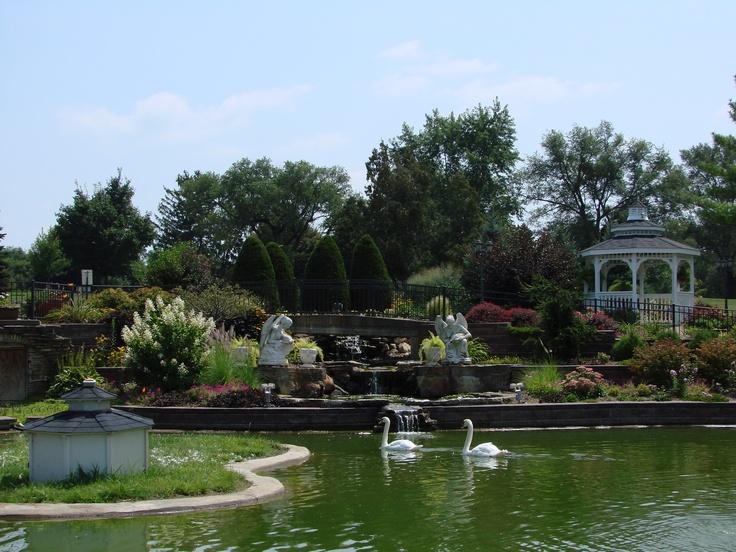 Sunset Memorial Park, Danville, Illinois Danville