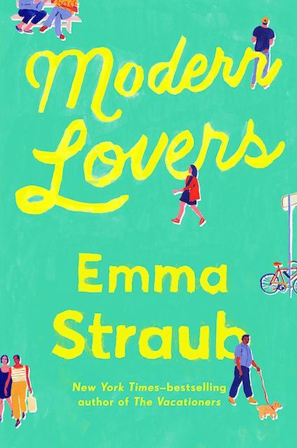 20 Books Perfect For Your Summer Vacay #refinery29  http://www.refinery29.com/2016/05/111092/beach-books-summer-2016#slide-5  Modern Lovers By Emma Straub Out May 31 Elizabeth and Zoe became best friends in college — and have stayed close ever since. After Oberlin, they moved to Brooklyn's not-yet-gentrified Ditmas Park and stayed put while life (and the neighborhood) sprung up around them. They got married, started their own families and businesses, and worked their way through ...