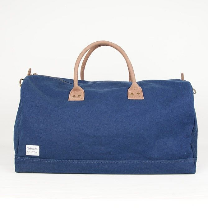 Per / Weekendbag. navy