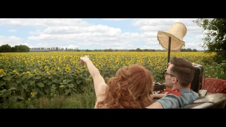 Crush + Alexandra Ungureanu - Iubire de-o vara feat. Glance (Official Vi...