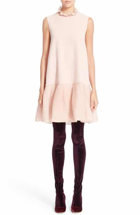 Roksanda Kiefer Sleeveless Peplum Dress