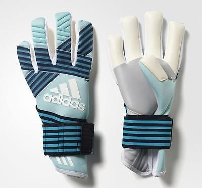 Gloves and Blockers 79763: Adidas Ace Trans Pro Soccer Football Goalkeeper Goalie Glove Aqua 1707 -> BUY IT NOW ONLY: $169.9 on eBay!