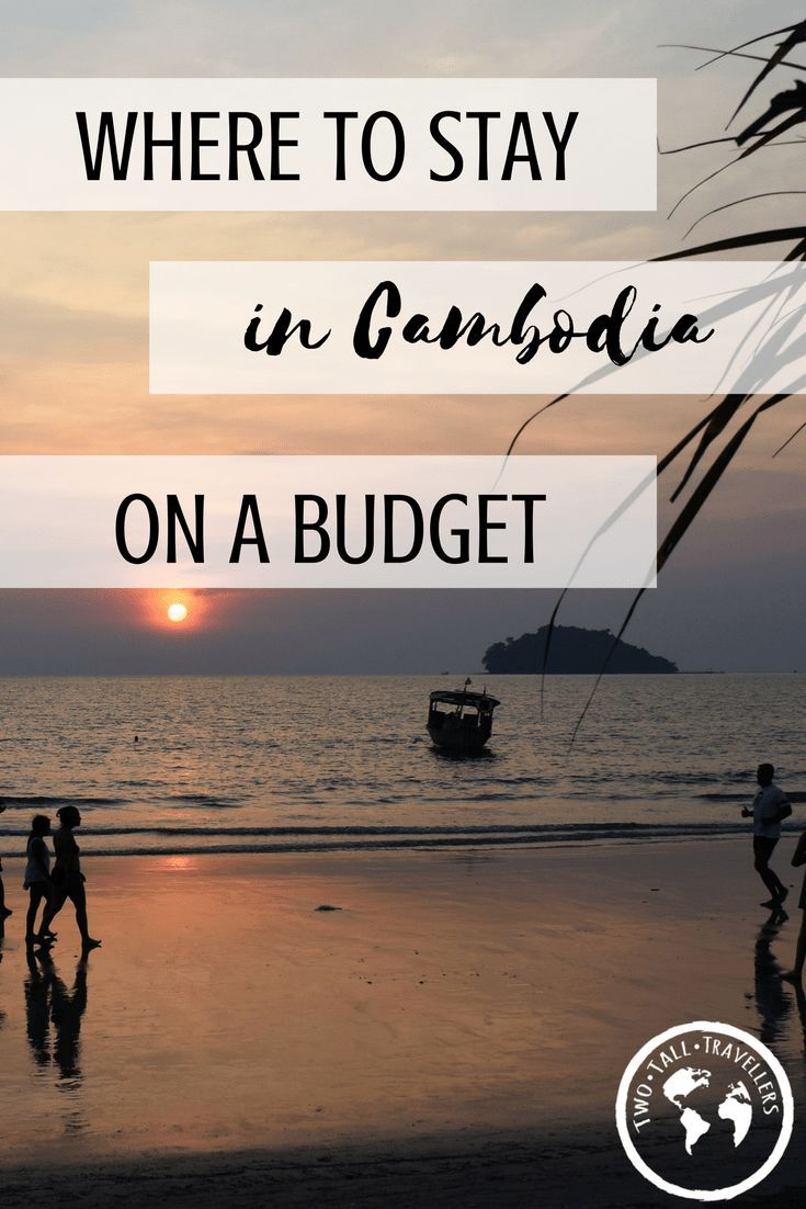 Staying in budget hotels in Cambodia might worry some travellers, but we can assure you that there is some amazing accommodation to be found in Cambodia for less than £10 per night! Instead of wasting your money on overpriced and underwhelming rooms, pick a budget hotel and still enjoy your trip!
