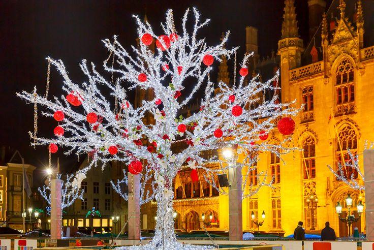 Bruges Xmas Markets, Ferry & Coach - 5 Pick-Up Points!