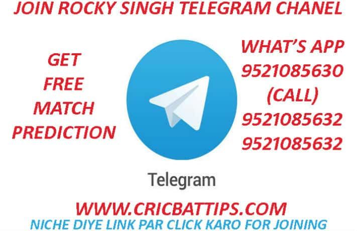 Join Telegram Channel Link - Cricket Betting Tips Online | cricket