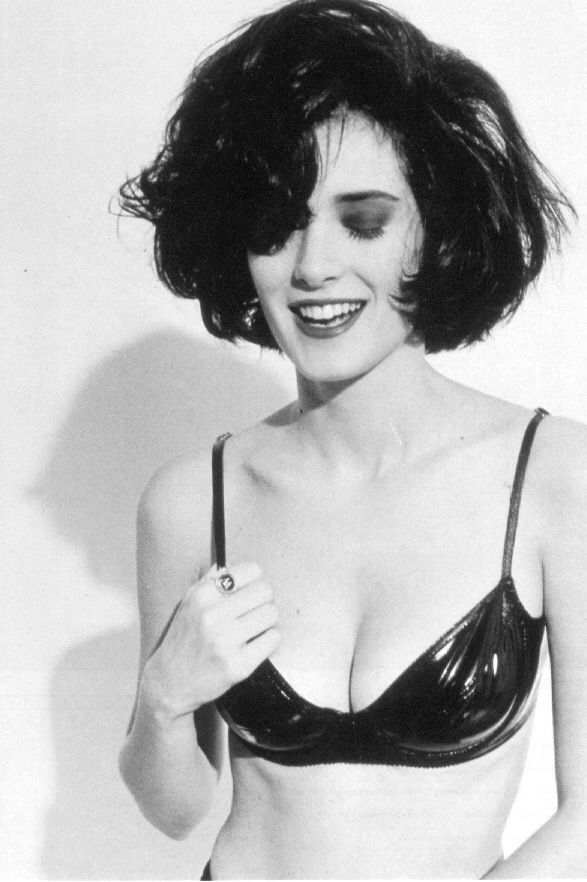 Winona Ryder. One of my fav actresses of all time
